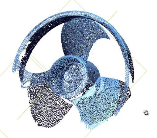 Thiết kế ngược - Scan 3D