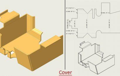 Đào tạo thiết kế kim loại tấm trên  Solidworks