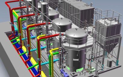 Thiết kế đường ống với Solidworks