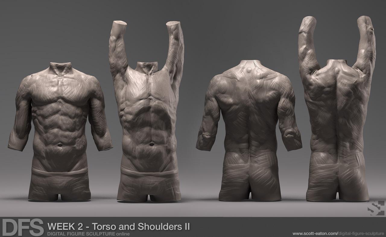 Chương trình đào tạo phần mềm điêu khắc Zbrush