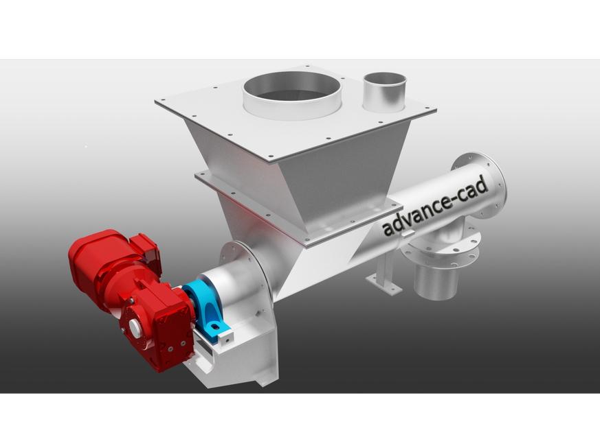 Thiết kế mô phỏng máy Inventor