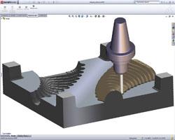 Lập trình phay 2D-3D Mastercam