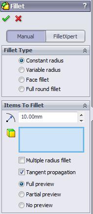 Các lệnh thiết kế mô hình 3D Solidworks18