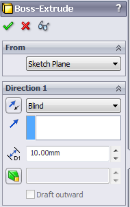 Các lệnh thiết kế mô hình 3D Solidworks1