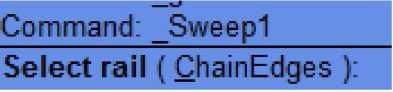 chức năng Sweep 1