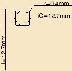 Mảnh ghép hình vuông