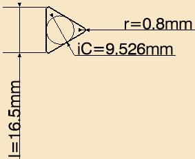 Mảnh ghép hình tam giác
