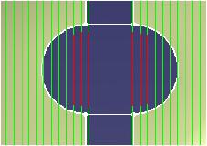 Hình minh họa độ dài Feedrate Length