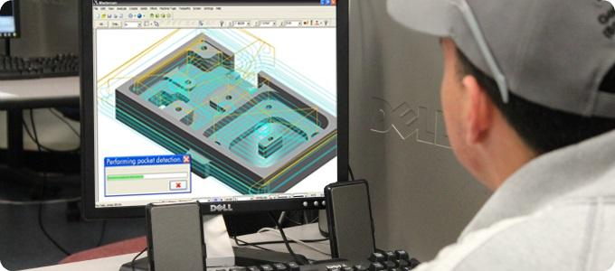 Sử dụng phần mềm lập trình CNC Mastercam