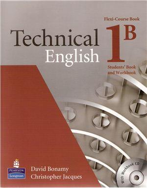 Tập 1 trong bộ sách tiếng Anh kỹ thuật