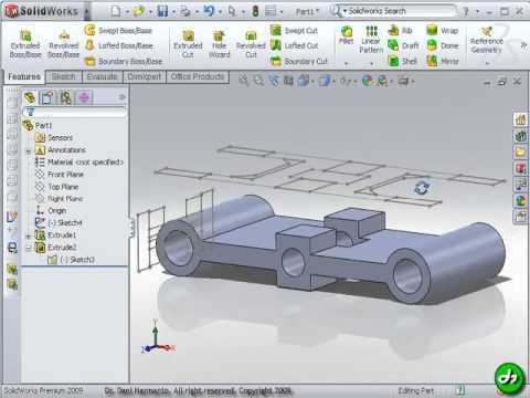 Kinh nghiệm dựng 3D từ bản vẽ 2D