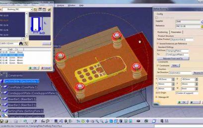 Chương trình đào tạo thiết kế khuôn catia