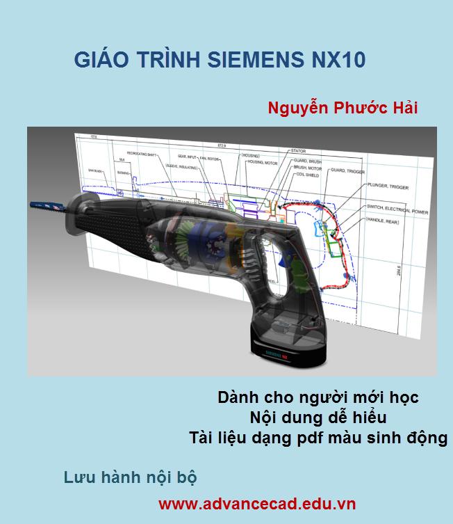 Giáo trình Siemens NX10