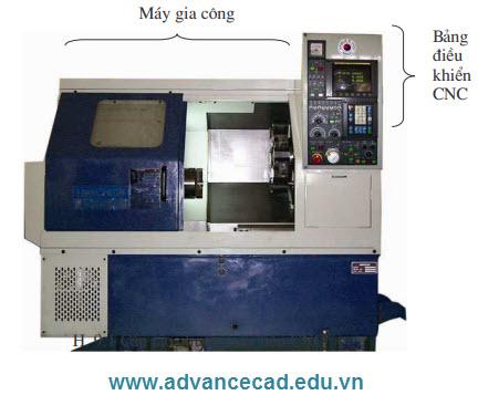 Hướng dẫn sử dụng máy tiện CNC
