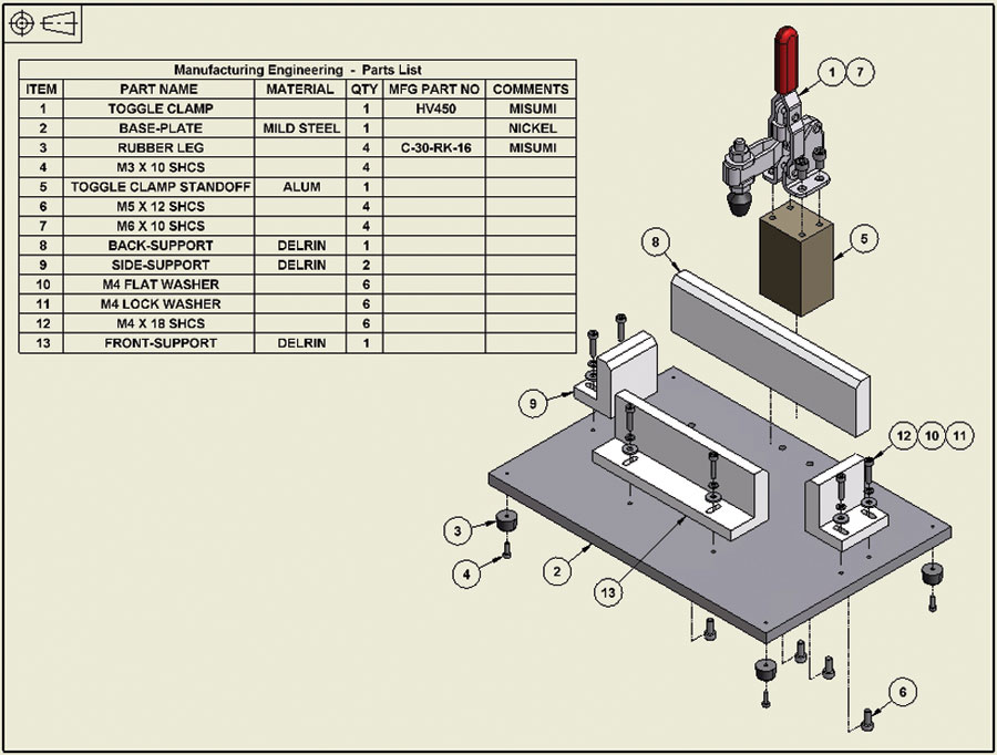 Lắp ráp Autodesk Inventor