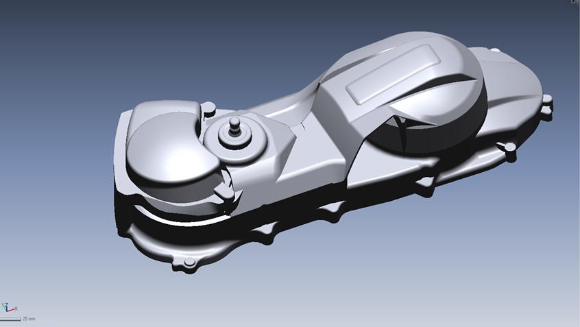 Thiết kế ngược quét mẫu 3D chất lượng nhất