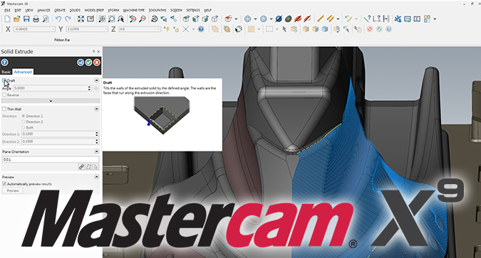 giáo trình mastercam x9