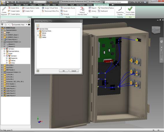 thiết kế mạch điện