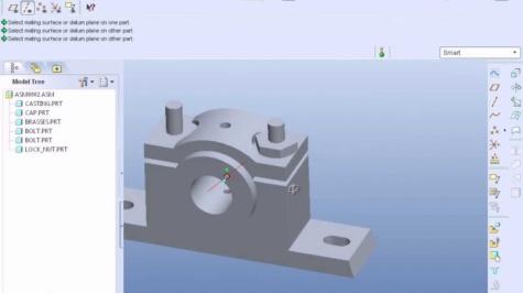 Video giao trinh pro engineer 5.0
