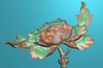 mẫu hoa lá