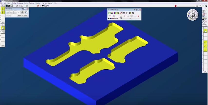 Giới thiệu phần mềm gia công cơ khí GibbsCAM