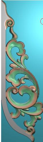 File mẫu điêu khắc 3D chân ghế