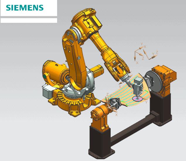 Lập trình robot NX
