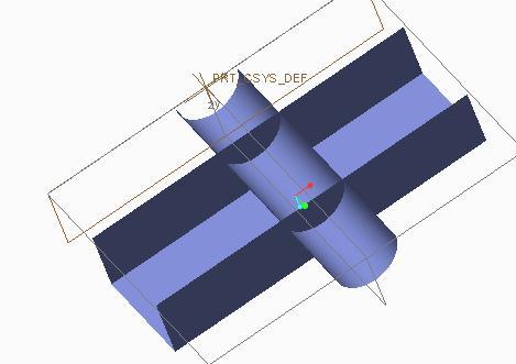 Các lệnh thao tác mặt thường dùng trên Creo parametric
