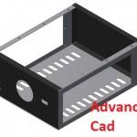 Hướng dẫn thiết kế kim loại tấm cơ bản trên Autodesk Inventor