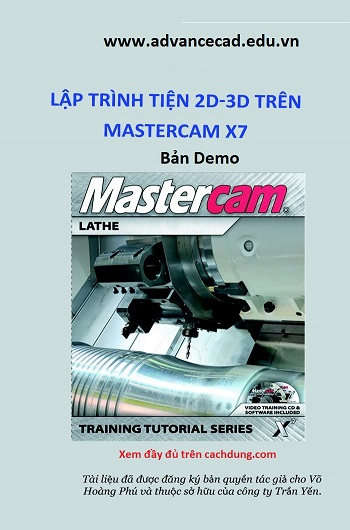 bìa sách tiện mastercam x7