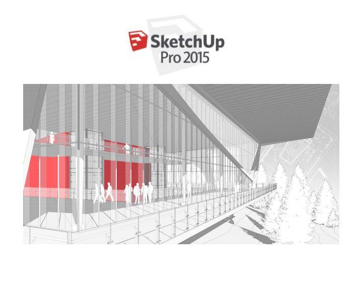 Chia sẻ tài liệu SketchUp Pro 2015