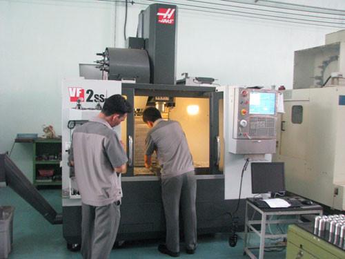 (Hải  Phòng) Tuyển kỹ sư thiết kế và vận hành phay CNC lương cao