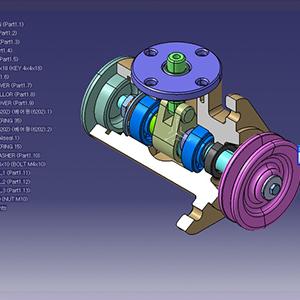 Chương trình đào tạo thiết kế trên phần mềm Catia
