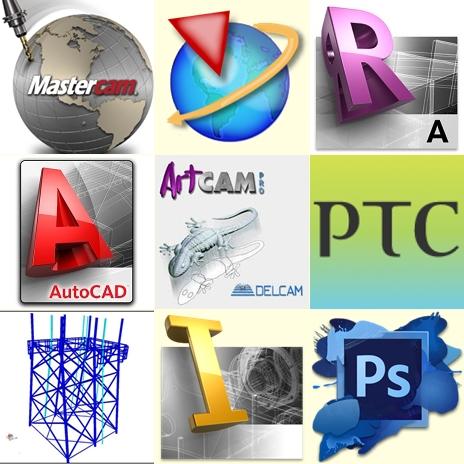 Download phần mềm CAD CAM mọi phiên bản.