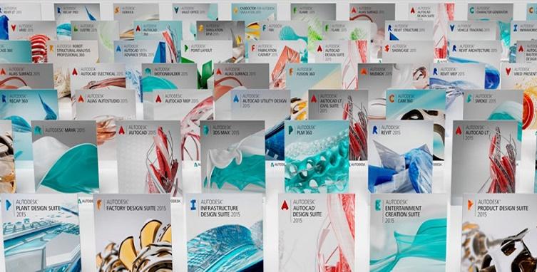 Miễn phí bản quyền 3 năm phần mềm của Autodesk