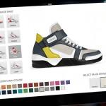 Thiết kế giày dép trên máy tính