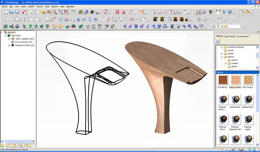 Tạo mô hình bằng khung dây hoặc 3D