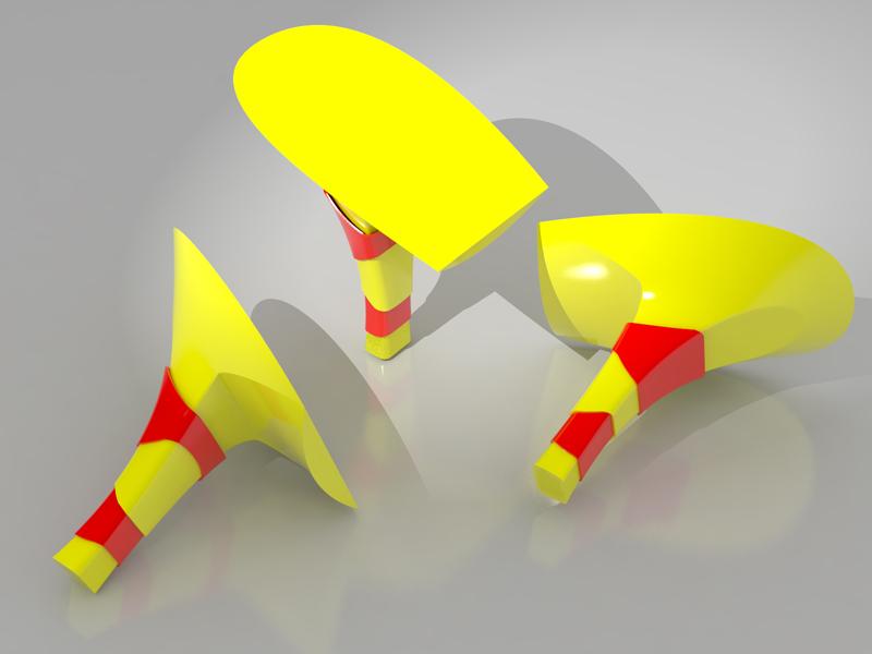 Phần mềm chuyên dùng cho thiết kế guốc cao gót, đế giày ThinkHeels