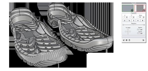 Thiết kế giày dép bằng Rhinoceros
