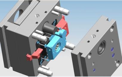 Ứng dụng thiết kế khuôn trong phần mềm pro/engineer (creo parametric 1.0)