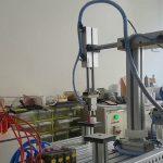 Sử dụng PLC điều khiển hệ thống robot CN