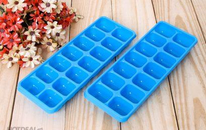 Đồ án Thiết kế khuôn ép nhựa Sản phẩm khay nhựa làm đá