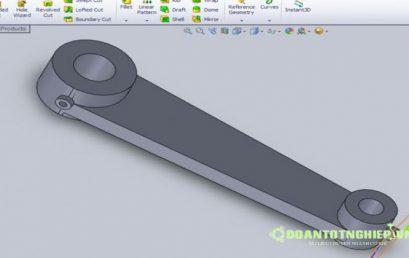 Đề tài Thiết kế quy trình công nghệ gia công chi tiết: Càng Gạt Trục Thẳng