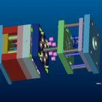 Đề tài Ứng dụng Proe/Engineer để thiết kế khuôn thổi chai nhớt và dùng Blowview 8.0 để tối ưu hoá chất lượng sản phẩm