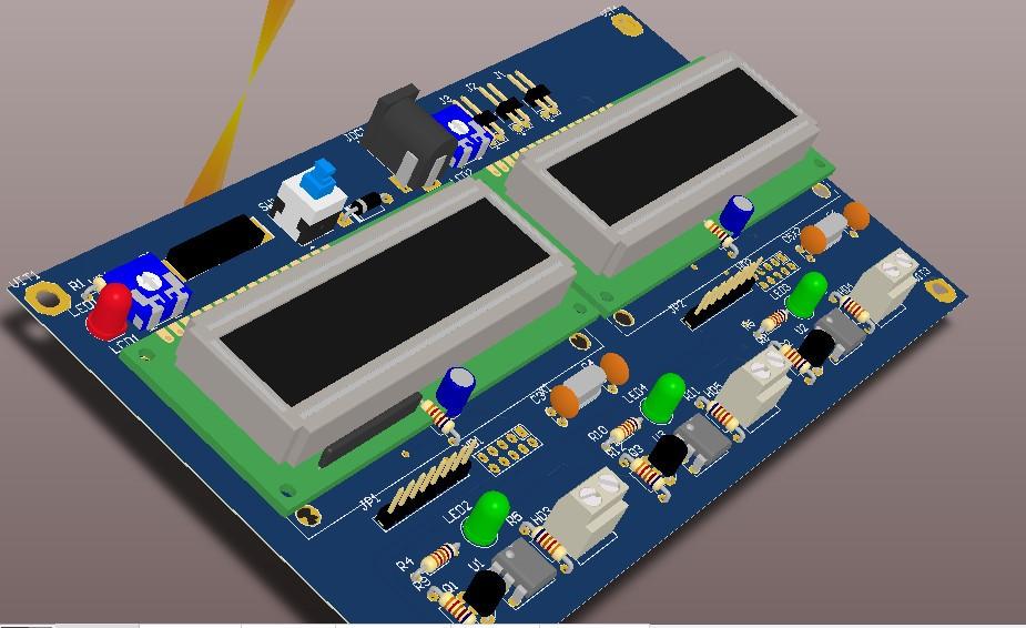Khóa học thiết kế mạch điện tử với Altium Designer -cơ bản và nâng cao