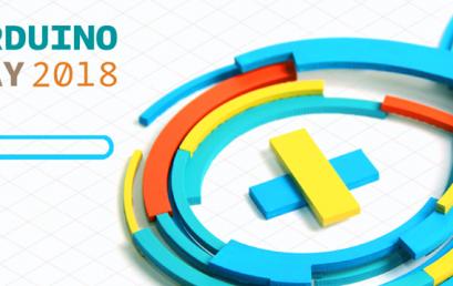 Arduino Day-Lập trình, chạy trên mô hình với Arduino