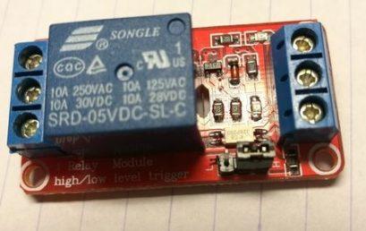 Dùng điều khiển Tivi kết hợp với arduino để khiến thiết bị trong nhà hoạt động