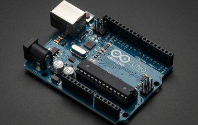 Làm 1 thiết bị hướng sáng với Arduino