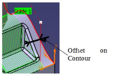 Ví dụ Offset Contour