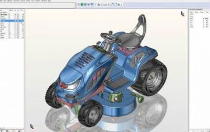 CADKEY-Phần mềm kỹ thuật 2D/3D
